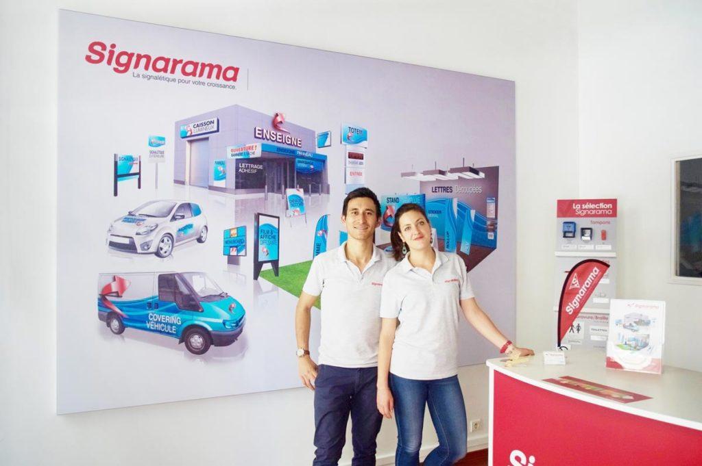 Signarama ouvre ses portes à Lyon
